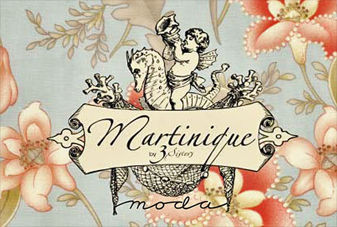 Martinque by 3 Sisters for Moda
