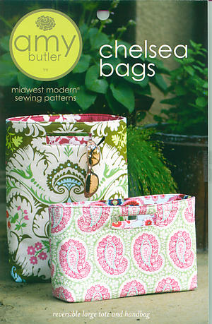 Chelsea Bags Pattern by Amy Butler