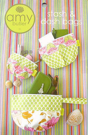 Stash & Dash Bags by Amy Butler