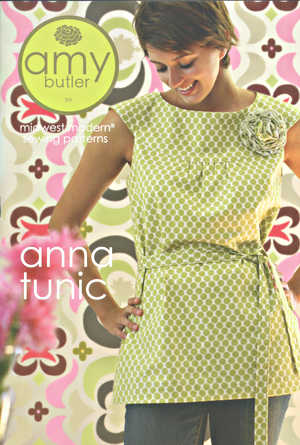 Anna Tunic by Amy Butler