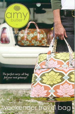 Amy Butler Weekender Travel Bag