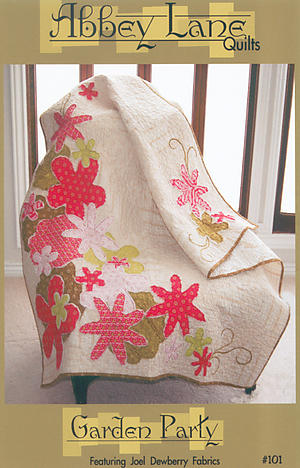 Garden Party Pattern by Abbey Lane Quilts