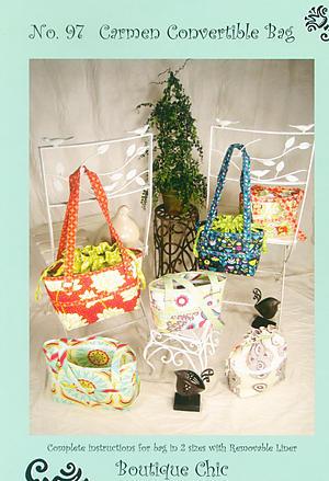 Carmen Convertible Bag