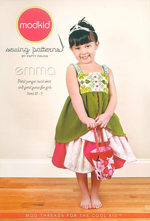 Emma Modkid Pattern by Patty Young