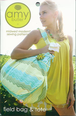 Field Bag & Tote Pattern by Amy Butler