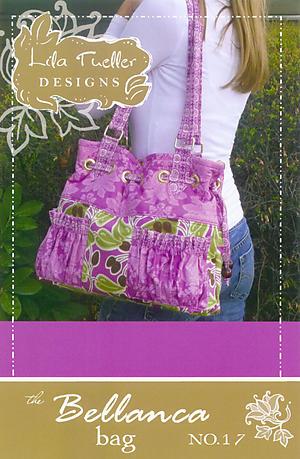 The Bellanca Bag pattern by Lila Tueller