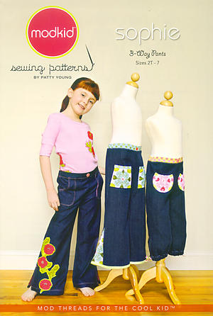 Sophie Sewing Pattern by Patty Young