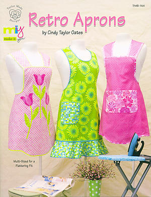 Retro Aprons by Taylor Made Designs