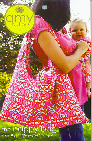 Amy Butler Nappy Bag Pattern