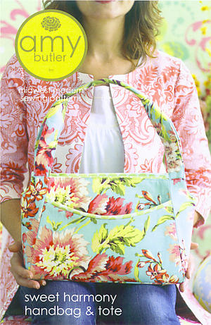 Sweet Harmony Handbag & Tote Pattern by Amy Butler