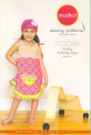 Isabel Double-Layer Jumper Pattern by Patty Young