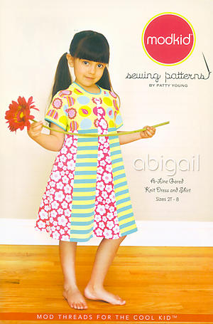 Abigail Sewing Pattern by Patty Young