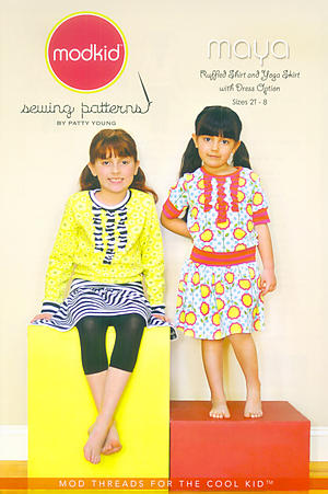 Maya Sewing Pattern by Patty Young
