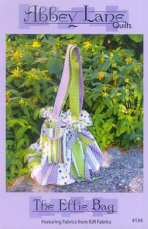 The Effie Bag Pattern by Abbey Lane Quilts