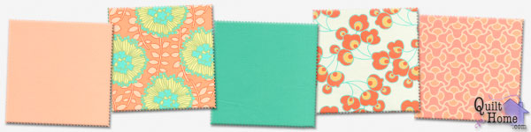 Amy Butler — August Fields & Decorator Solids