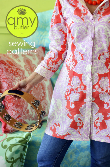 Amy Butler Sewing Patterns