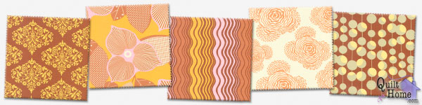 AB24-Brown, AB27-Gold, AB31-Rust, AB33-Linen, AB26-Brown
