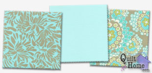 Enable images to see Daisy Chain/Quilting Solids — Silver Palette by Amy Butler
