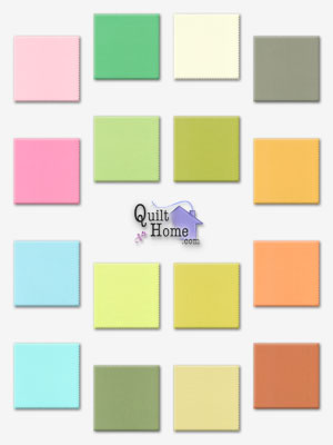 Quilting Solids Designer Sampler™