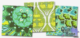 Soul Blossoms Laminate by Amy Butler