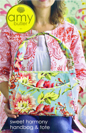 Sweet Harmony Handbag & Tote by Amy Butler