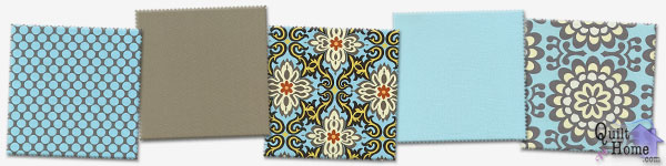Enable images to see Lotus & Quilting Solids by Amy Butler