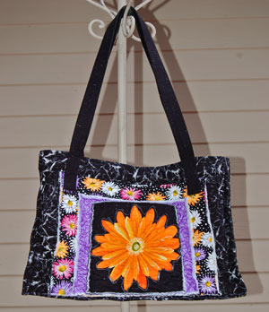 Day Tripper Tote Bag Pattern by Abbey Lane Quilts
