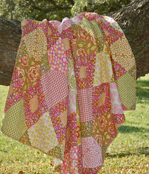 A Girl's Best Friend Pattern by Abbey Lane Quilts