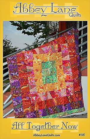 All Together Now pattern by Abbey Lane Quilts
