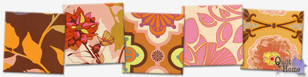 Enable images to see Anna Maria Horner - Drawing Room - Nostalgic Warm Palette