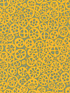 Brandon Mably BM25-Mustard Fabric
