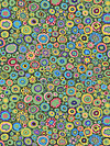 Kaffe Fassett GP20-Algae Fabric