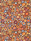 Kaffe Fassett GP20-Pumpkin Fabric