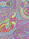 Kaffe Fassett GP60-Grey Fabric