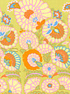 Kaffe Fassett GP96-Yellow Fabric