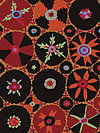 Kaffe Fassett GP105-Black Fabric