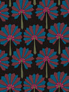 Kaffe Fassett GP114-Black Fabric