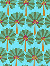 Kaffe Fassett GP114-Green Fabric