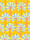 Kaffe Fassett GP114-Yellow Fabric