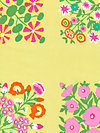 Kaffe Fassett Panel GP118-Primrose Fabric