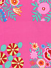 Kaffe Fassett Panel GP118-Pink Fabric