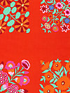 Kaffe Fassett Panel GP118-Red Fabric