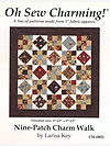 Nine-Patch Charm Walk by Larisa Key