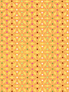 Summersault EM33-Apricot Fabric by Erin McMorris