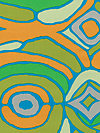 Brandon Mably BM10-Green Fabric