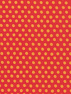 Kaffe Fassett GP70-Red Fabric
