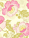 Midwest Modern AB32-Fuchsia Fabric by Amy Butler