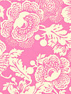 Midwest Modern AB32-Rose Fabric by Amy Butler