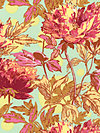 Soul Blossoms Rayon RAB03-Saffron Rayon Fabric by Amy Butler