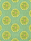 Soul Blossoms Corduroy CDAB02-Grass Corduroy Fabric by Amy Butler